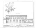 Gutierrez Building, 1603 East Seventh Avenue, Tampa, Hillsborough County, FL HABS FLA,29-TAMP,11- (sheet 3 of 3).png