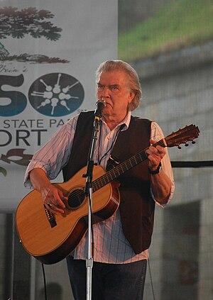 Guy Clark - Clark at the 2009 Newport Folk Festival