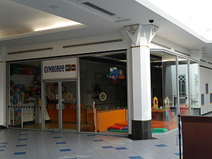 Gymboree - Image: Gymboree, Putney Exchange 01