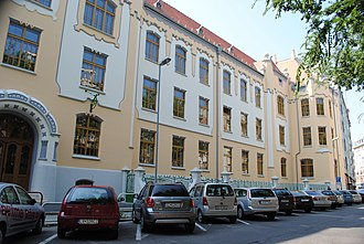 Secondary education - High school in Bratislava, Slovakia (Gamča)