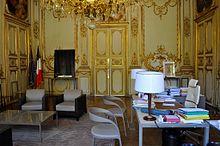 Minist re de l 39 cologie france wikip dia - Cabinet du ministre de l interieur ...