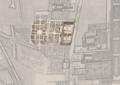 Hôtel de Vendôme, Plan Bullet 1676.png