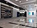HK 上環文娛中心 SWCC Sheung Wan Civic Centre lobby interior July 2018 IX2 01.jpg