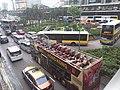 HK 中環 Central 干諾道中 Connaught Road August 2018 SSG Big Bus 02 open top bus.jpg