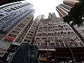 HK 半山區 Mid-levels 般咸道 Bonham Road buildings facade February 2020 SS2 39.jpg