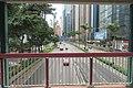 HK 灣仔 Wan Chai 告羅士打道 Gloucester Road footbridge view March 2019 IX2 05.jpg