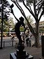 HK CWB 銅鑼灣 Causeway Bay 高士威道 66 Causeway Bay Road 香港中央圖書館 Hong Kong Central Library trees October 2019 SS2 03.jpg