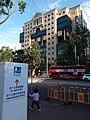 HK CWB 銅鑼灣 Causeway Bay 高士威道 Causeway Bay Road Marathon sign n HKCL facade February 2019 SSG.jpg