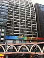 HK CWB Yee Wo Street round shape footbridge Causeway Bay 12 Jan 2013.JPG