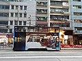 HK SW 上環 Sheung Wan 德輔道中 Des Voeux Road Central tram 上環街市總站 Western Market Terminus November 2019 SS2 01.jpg
