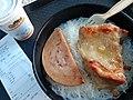 HK TKL Tiu Keng Leng Grove Cafe afternoon tea Ham n chicken steal Rice noodle soup Nov 2019 SS2 01.jpg