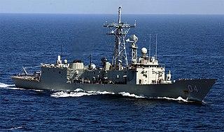 HMAS <i>Darwin</i> (FFG 04) Adelaide-class frigate