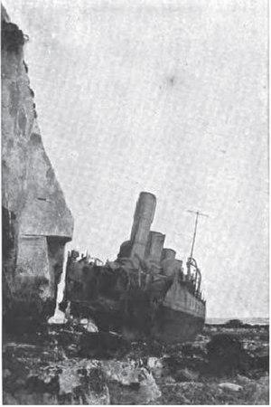 Battle of Dover Strait (1916) - Image: HMS Nubian