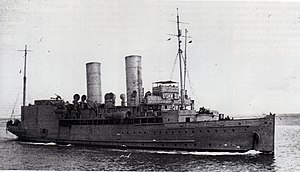 HMS Ben-my-Chree - Image: HMS Ben my Chree (1915)