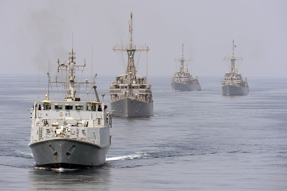 HMS Shoreham (M112) - Wikipedia
