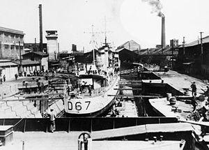 HMS Wishart (D67) - HMS Wishart (D67)