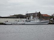 HNLMS Abraham Crijnssen Oct 2011