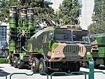 HQ-9 Surface-to-air missiles 20170919.jpg