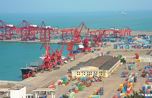 Haikou Xiuying Port - Image: Haikou Xiuying Port 09