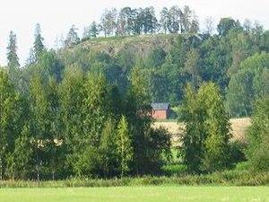Tavastia Proper - Image: Hakoistenlinnavuori