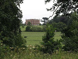 Edward Monckton - Serlby Hall. The 1st Viscount Galway's hall was replaced by William, the 2nd Viscount, who was largely responsible for the present building.
