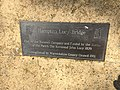 Hampton Lucy bridge plaque Feb 2021.jpg