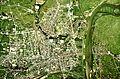 Hanamaki city center area Aerial photograph.1976.jpg