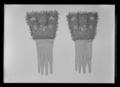 Handske som möjligen kan ha tillhört drottning Maria Eleonora, 1620-1632 - Livrustkammaren - 43545.tif