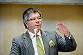 Hans Wallmark (M) Sverige vid Nordiska radets session i Stockholm 2009 (1).jpg