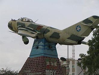History of Somaliland - Image: Hargeysa memorial
