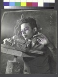 Harlem Community Art Center- III. Student in sculpture class; 290 Lenox Avenue, Manhattan (NYPL b13668355-482609).tiff