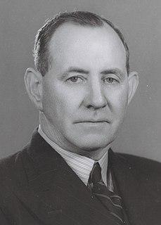 Harold Thorby Australian politician