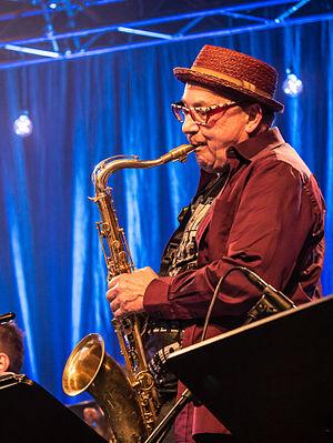 Harry Sokal (musician) - Sokal at the Moers Festival 2015.