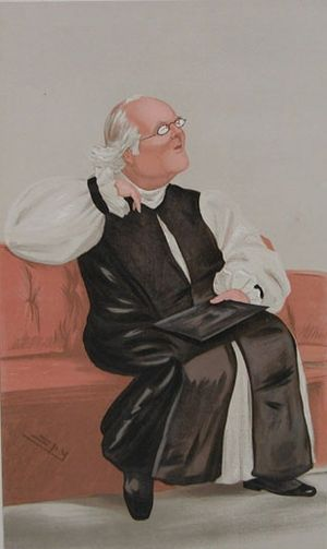 Harvey Goodwin - Image: Harvey Goodwin Vanity Fair 17 March 1888