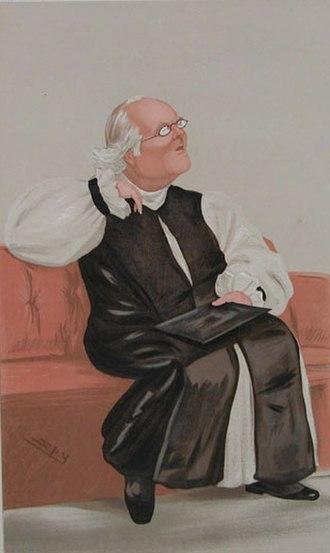 Harvey Goodwin - Image: Harvey Goodwin Vanity Fair 17 March 1888