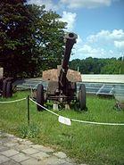 Haubica wz43 152mm RB
