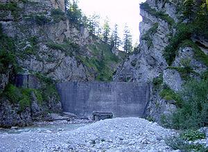 Kaiserbach - The Haupttrift Klause