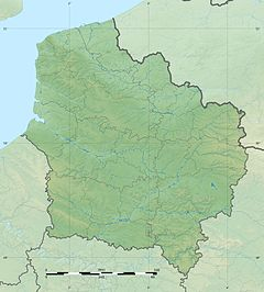River Map Of France.Aa River France Wikipedia