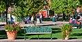 Have a seat! Downtown Santa Fe (31543130947).jpg