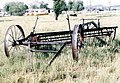 Hay Rake, Williams, AZ 2004 (6917736247).jpg