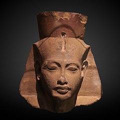 Head of King Tutankhamen-11.1533