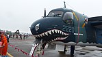 Head of ROCAF S-2T 2220 Display at Ching Chuang Kang AFB 20161126.jpg