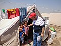 Health in a Displacement Camp - Iraq (16437840293).jpg
