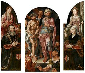 Altarpiece Ecce Homo