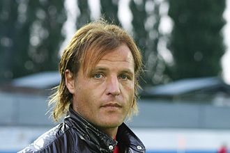 Heimo Pfeifenberger - Pfeifenberger with SV Grödig in 2008