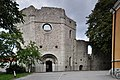 Helige Andes kyrkoruin Visby Gotland medieval churchruin.jpg