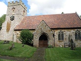 Hellidon - Image: Hellidon church
