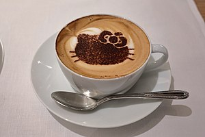 Hello Kitty - Hello Kitty coffee