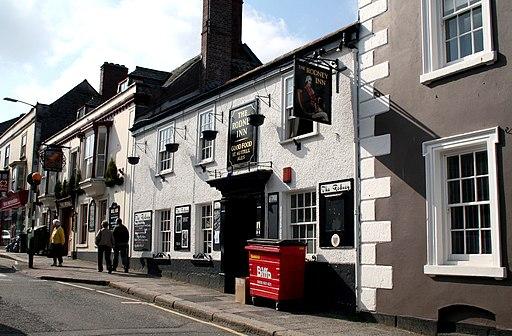 Helston, The 'Rodney Inn' - geograph.org.uk - 1824611