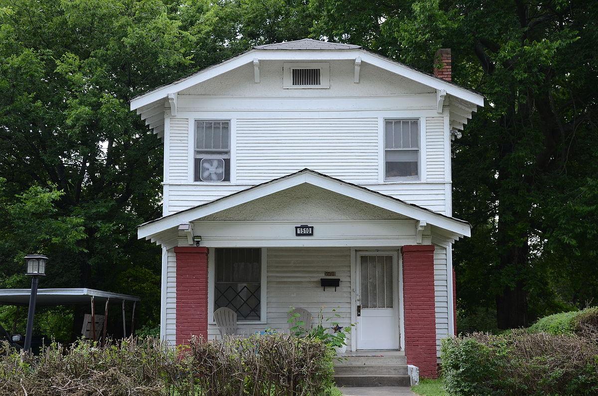 Henderson house wikidata for Henderson house